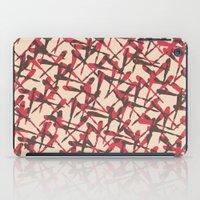 Untitled I | Rosa iPad Case