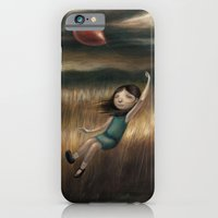 iPhone & iPod Case featuring Anywhere But Here by Miggy Borja
