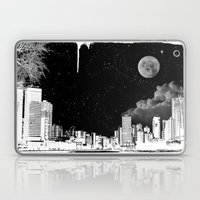 The City At Night.. Laptop & iPad Skin