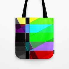 Black out. Tote Bag
