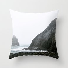 North West Throw Pillow