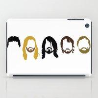5 Musicians  iPad Case