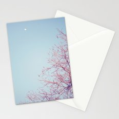 Peek-a-Boo Moon Stationery Cards