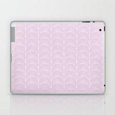 Art Deco Lavender Fields by Friztin Laptop & iPad Skin