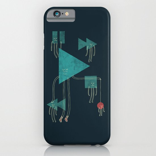 The Joy of Playing iPhone & iPod Case