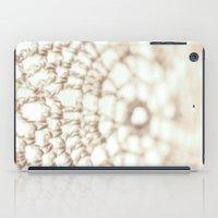 Vintage Lace Doily iPad Case