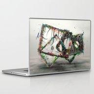 Laptop & iPad Skin featuring Zeitlose Kunst by Teddynash