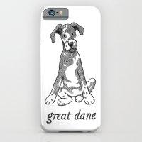 Dog Breeds: Great Dane iPhone 6 Slim Case