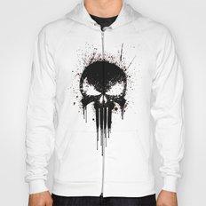 Black Skull Hoody