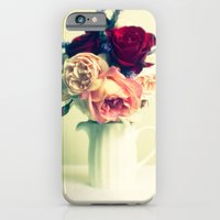 iPhone & iPod Case featuring Roses & Lavender by Hilary Upton