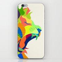 Like the Jungle iPhone & iPod Skin
