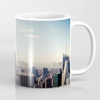 Manhattan - Empire State… Mug
