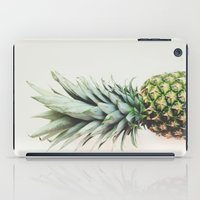 How About That Pineapple iPad Case