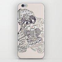 Roses Cake iPhone & iPod Skin