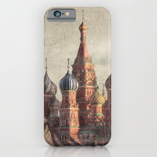 The Snail's Daydream iPhone & iPod Case