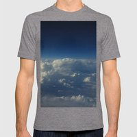 Break through I Mens Fitted Tee Tri-Grey SMALL