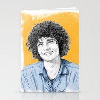 Tim Buckley Stationery Cards
