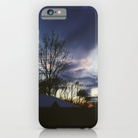 iPhone & iPod Case featuring Purple by Riley Gallagher