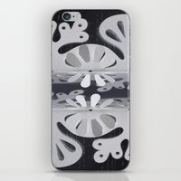 Paper Cut Double Dream iPhone & iPod Skin