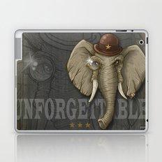 UNFORGETTABLE Laptop & iPad Skin