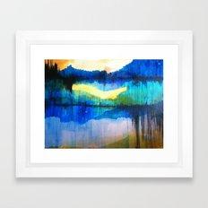 The Sound Framed Art Print