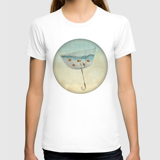 keeping the balance T-shirt