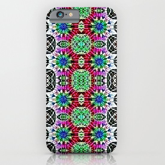 Hawaiian Garden 4 iPhone & iPod Case