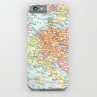 European Tour iPhone 6 Slim Case