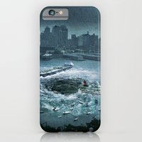 iPhone & iPod Case featuring The Big Swallow by Steve McGhee
