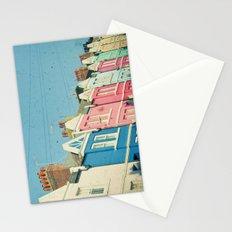 Rainbow Street Stationery Cards