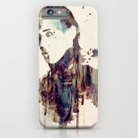 iPhone & iPod Case featuring Mischief by  Maʁϟ