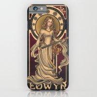 Shieldmaiden of Rohan Nouveau iPhone 6 Slim Case