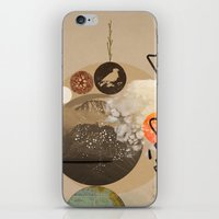 Into nothing iPhone & iPod Skin