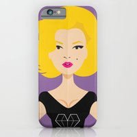 iPhone & iPod Case featuring Marilyn Monroe by afrancesado