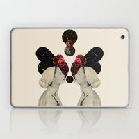 helen and clytemnestra Laptop & iPad Skin