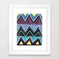 Sunchoke #5 Framed Art Print