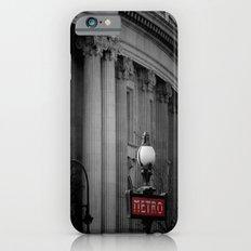 Paris Metro Slim Case iPhone 6s