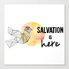 Salvation Canvas Print