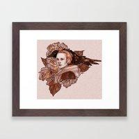 Scout Harding Framed Art Print