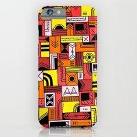 iPhone & iPod Case featuring Fruit Salad by Nick Villalva
