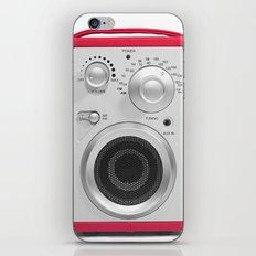 Vintage Radio iPhone & iPod Skin