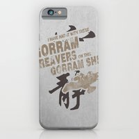 iPhone & iPod Case featuring Firefly and Serenity: Gorram It! by Bendragon