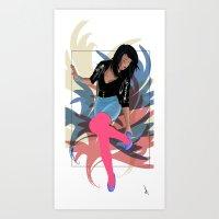 80s Art Print