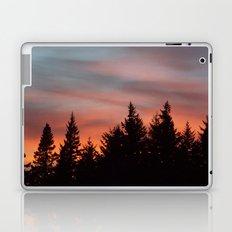 Watercolor Sunset Laptop & iPad Skin
