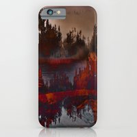 Red Trees iPhone 6 Slim Case