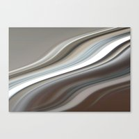 Abstract Wave  Canvas Print