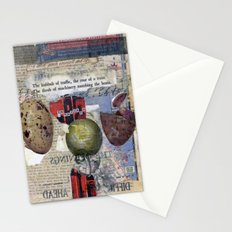 The Numbing of Atlas Stationery Cards
