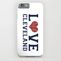 Love Cavs iPhone 6 Slim Case