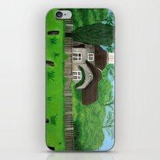 Cottage---Longleat safari park iPhone & iPod Skin