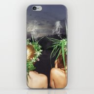 Midsummer iPhone & iPod Skin